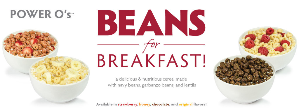 Eat your Beans for Breakfast; LoveGrown Foods; Enticing Healthy Eating