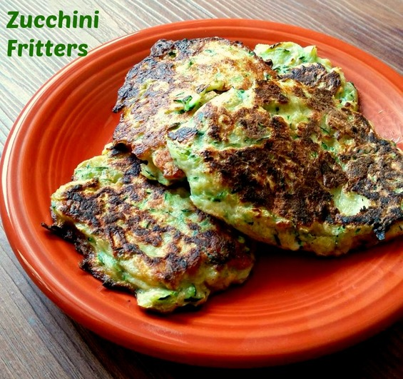 Unfamiliar Places, Fast Cars, and Zucchini Fritters; Enticing Healthy Eating