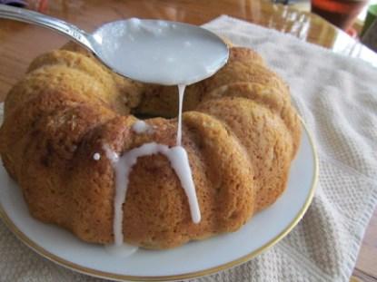 Healthier Mardi Gras King Cake