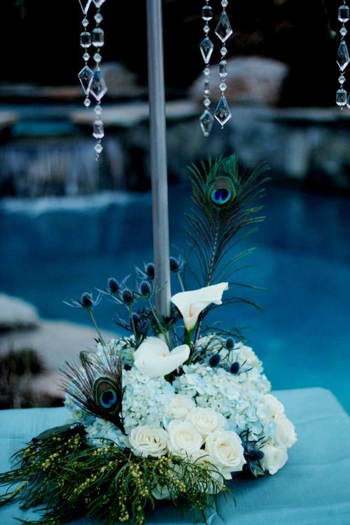 April Showers Centerpiece Wedding Amp Party Rentals San