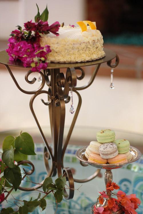 Crystal Candelabra Cake Stand Wedding Amp Party Rentals