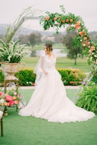 Hexagon Arch - Wedding & Party Rentals and Sales in San ...