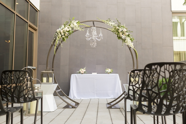 Circle Arch 20  Wedding  Party Rentals and Sales in San