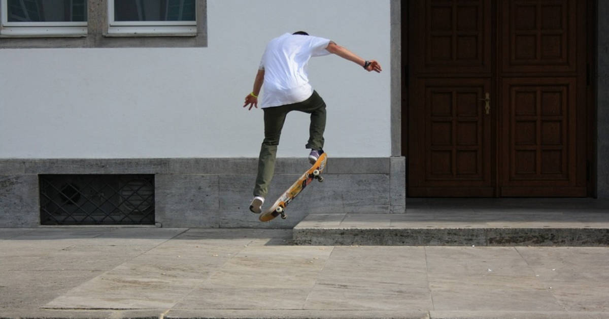 Skateboard Trick Names Awesome List Of 200 Cool Skateboards Tricks