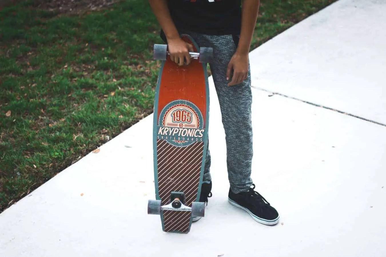 Best Old School Skateboard Decks