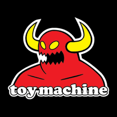 toy machine logo