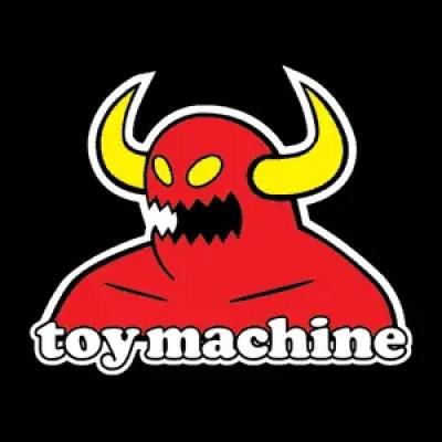 toy machine logo