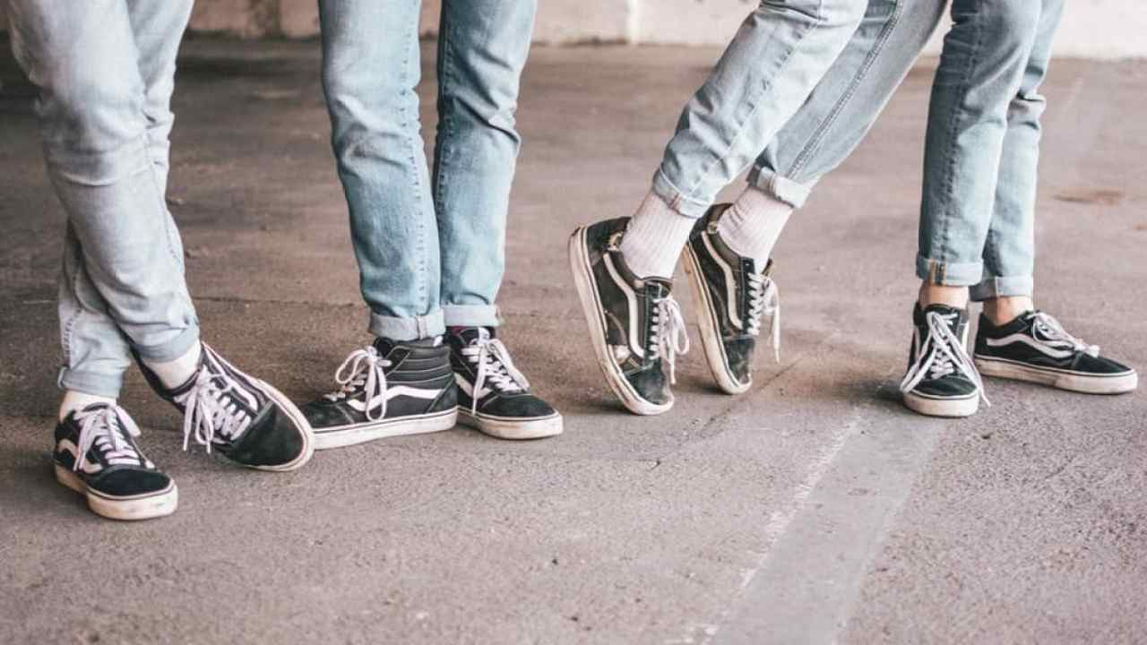 discount good looking arriving How to Lace Vans - entirelyextreme
