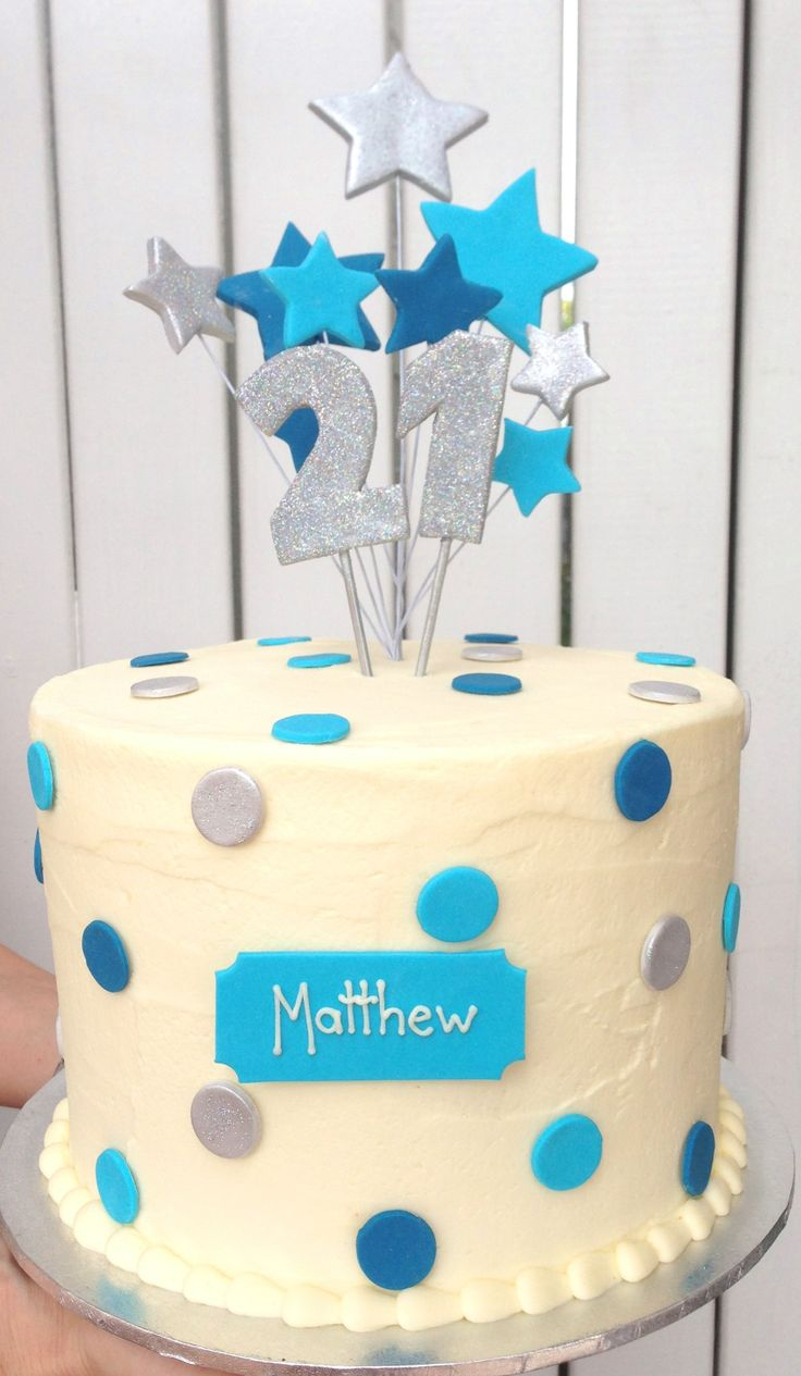 21st Birthday Cake Ideas For Men CLASSIC Style Crazy