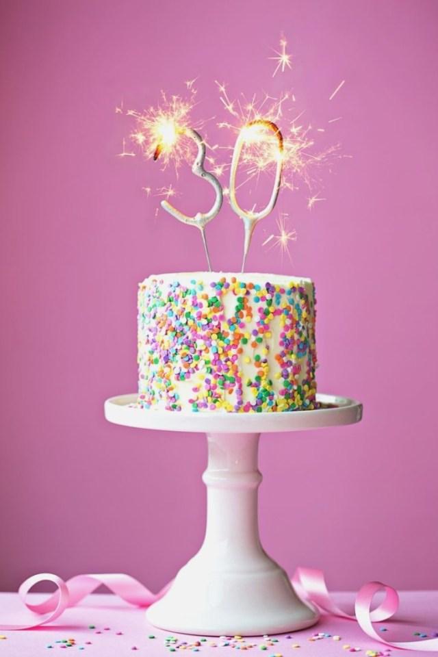 30Th Birthday Cake Ideas 30th Birthday Cake Ideas Cutebirthdaycakecf