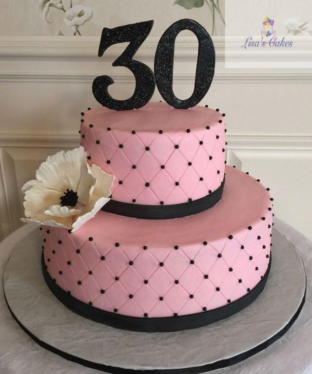 30Th Birthday Cake Ideas 30th Birthday Cakes