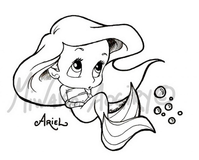 Ariel Coloring Page Coloring Page Ba Ariel Coloring Page Free Library Best Princess