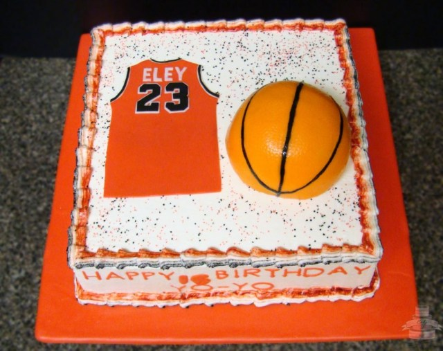 Basketball Birthday Cakes Cake It Up Birthday Cakes Newport News Va Hampton Roads