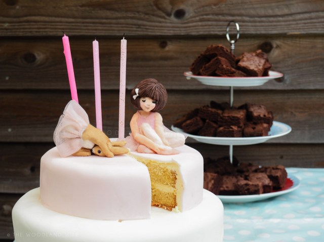 Belle Birthday Cake Belle And Boo Ballet Birthday Cake The Woodland Wife