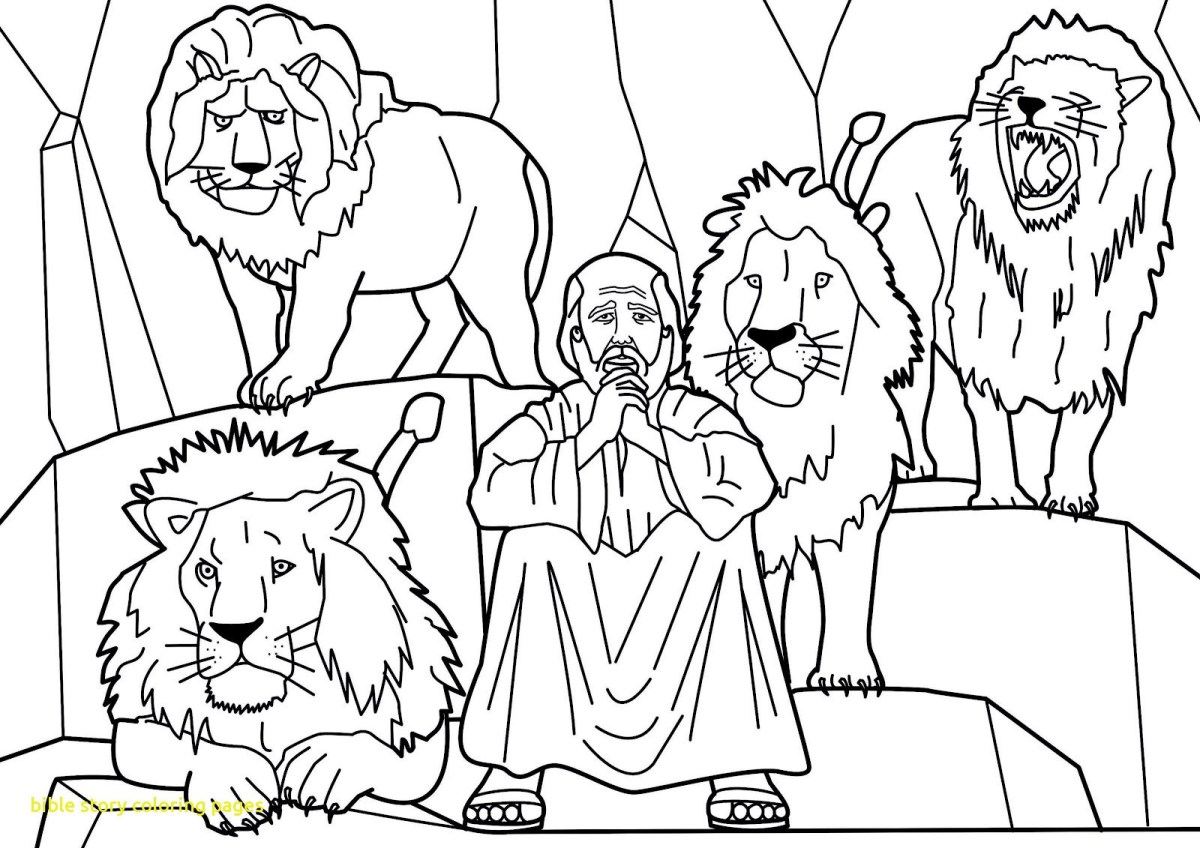 Bible Story Coloring Pages Bible Story Coloring Pages At Getdrawings Free For Personal