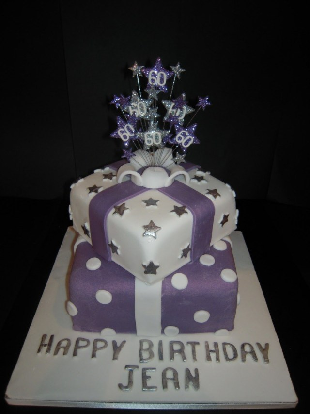 Birthday Cake Ideas For Women Birthday Cake Pictures 60th Eileen Atkinsons Celebration Cakes