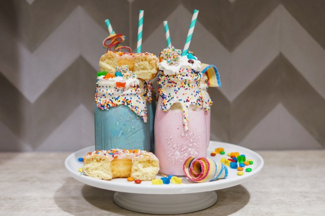 Birthday Cake Shake Abt Solutely Delicious Birthday Cake Shakes The Bolt