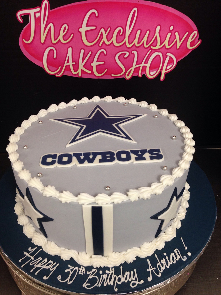 Birthday Cakes Dallas Adult Male Exclusive Cake Shop