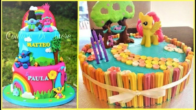Birthday Cakes For Girls 10 Ways How To Make Amazing Birthday Cakes For Girls Crispycake