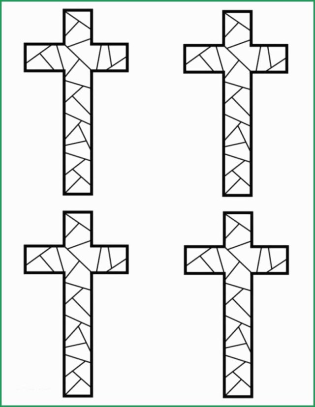 Blank Coloring Pages Blank Coloring Pages Amazing The Cross Free Colouring Pages