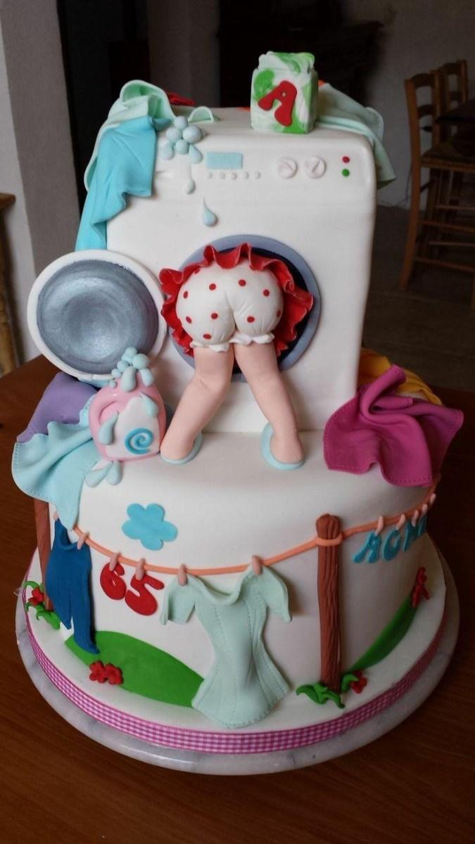 Cakes For Birthday Kuchen Laundry Cake Birthday Cakes 2722867 Weddbook