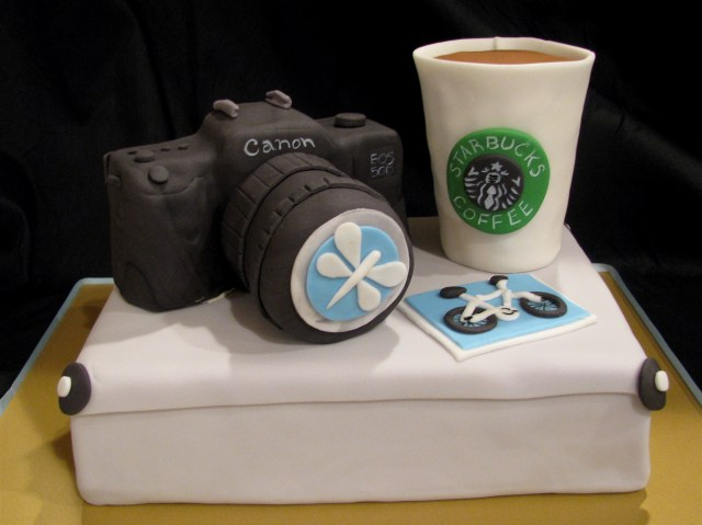 Camera Birthday Cake Camera Birthday Cake Thecouturecakery