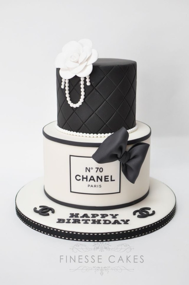 Chanel Birthday Cake Bildergebnis Fr Chanel Cake Fondant Pinterest Cake Chanel