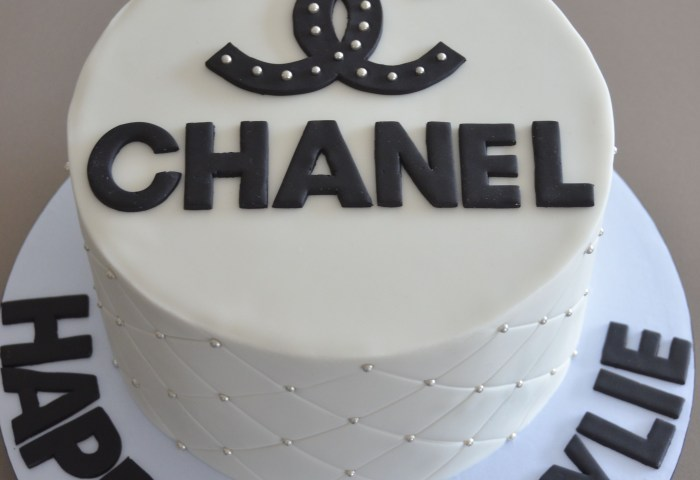 Chanel Birthday Cake Chanel Birthday Cake All About The Flavour Cake