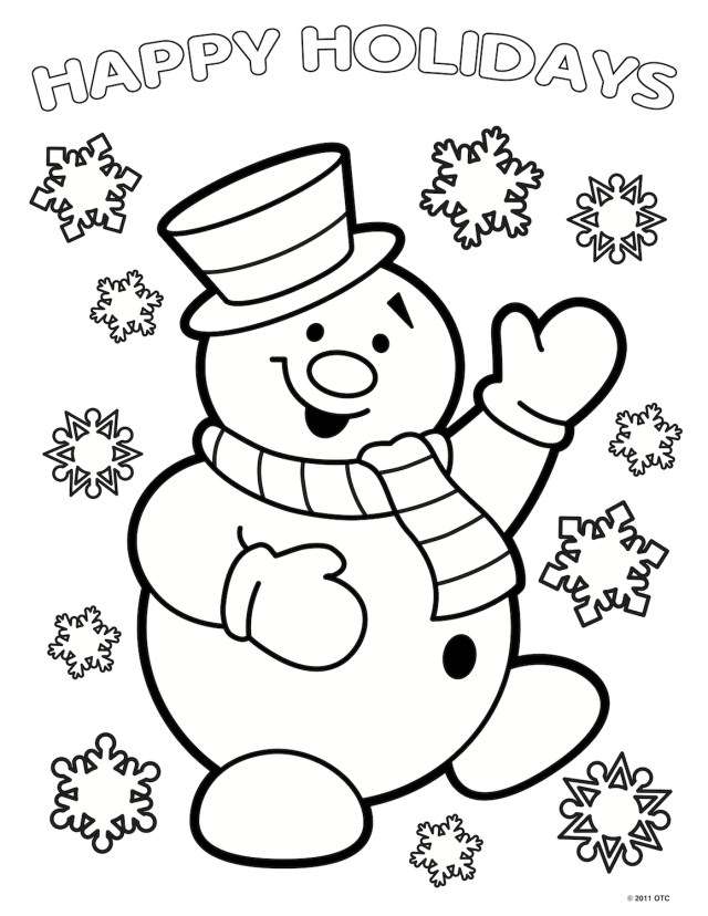 Coloring Pages For 3 Year Olds Christmas Coloring Pages For 3 Year Olds With 52 Positive Old Boy