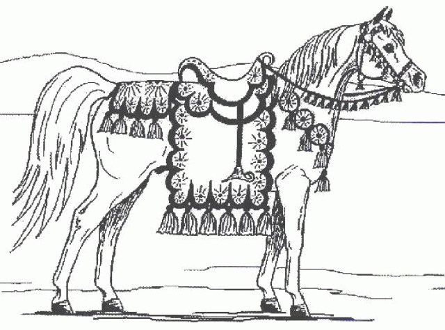 Coloring Pages Horses Horse Coloring Pages To Print For Free Color Pages Horses Race Horse