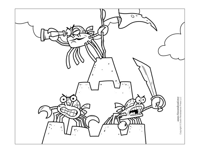 Crab Coloring Pages 45 Crab Coloring Page Printable Hermit Crab Coloring Pages For Kids