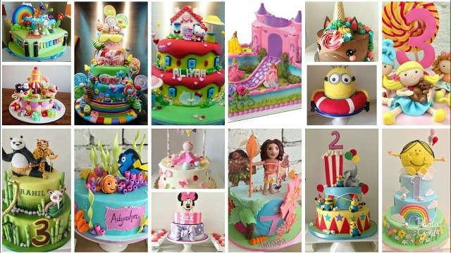 Creative Birthday Cakes 100 Most Amazing Birthday Cakes For Kids Most Creative Birthday