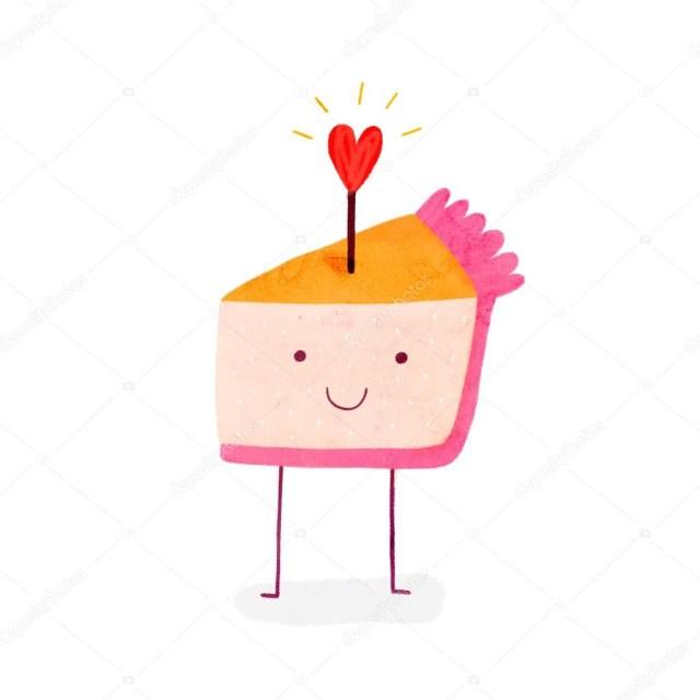 Cute Birthday Cakes Cute Birthday Cake Stock Photo Iliveinoctober 71414995