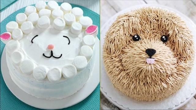 Easy Birthday Cake Top 20 Easy Birthday Cake Decorating Ideas Oddly Satisfying Cake