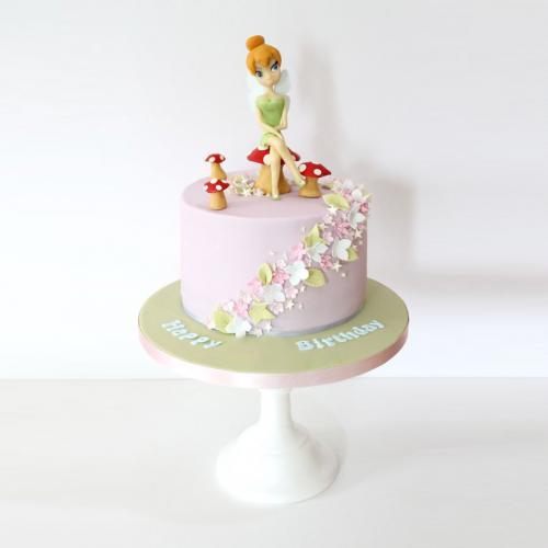 Fairy Birthday Cake Fairy Birthday Cake Images Download Share
