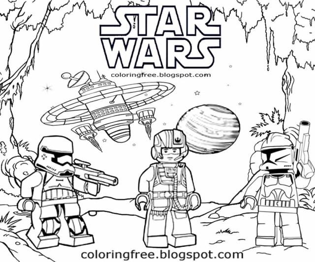 Free Star Wars Coloring Pages Free Printable Coloring Pages Lego Star Wars Coloring Number