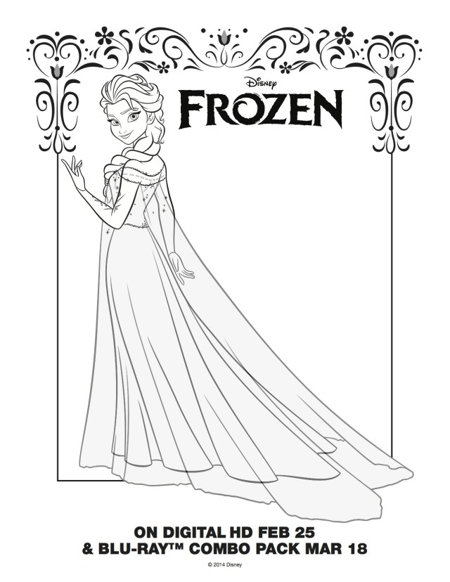 Frozen Elsa Coloring Pages Elsa And Anna Images Frozen Elsa Coloring Page Hd Wallpaper And