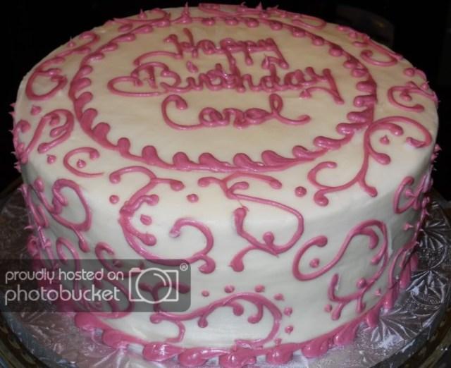 Happy Birthday Carol Cake A Womens Rv Forum Run Women Rvers View Topic Happy