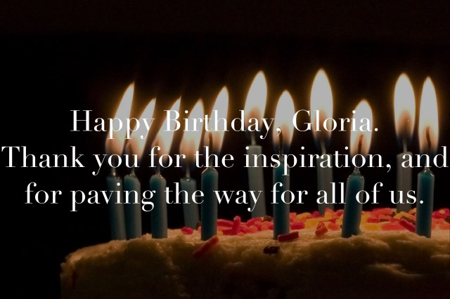 Happy Birthday Gloria Cake Gloria Cake Shebrand