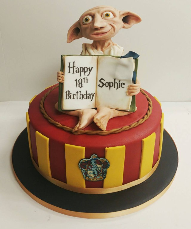 Harry Potter Birthday Cakes Harry Potter Birthday Cake Cakes Robin