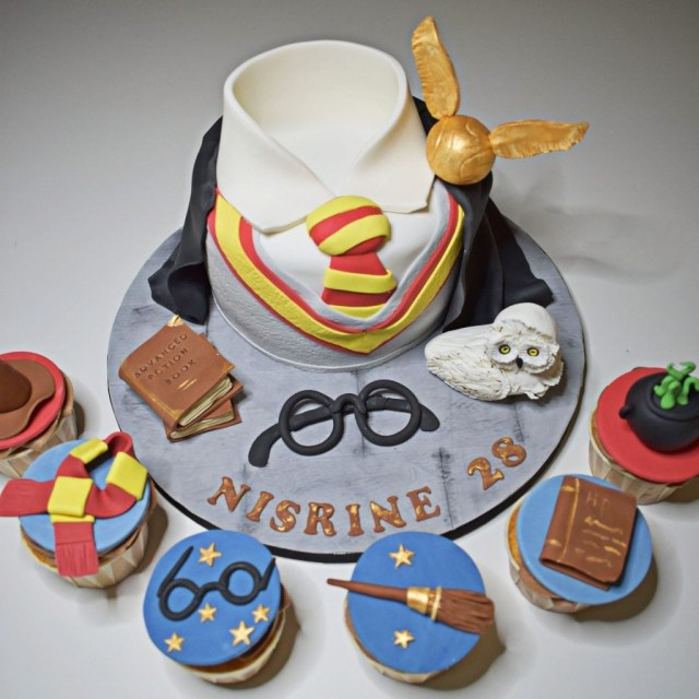 Harry Potter Birthday Cakes Harry Potter Birthday Cake Patricia Creative Cakes