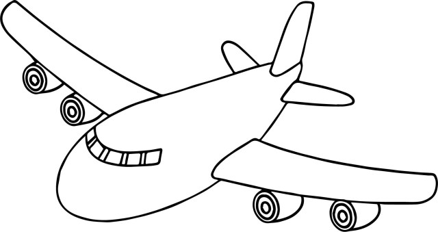 Jet Coloring Pages Printable Airplane Coloring Page Pictures Pages Free 0