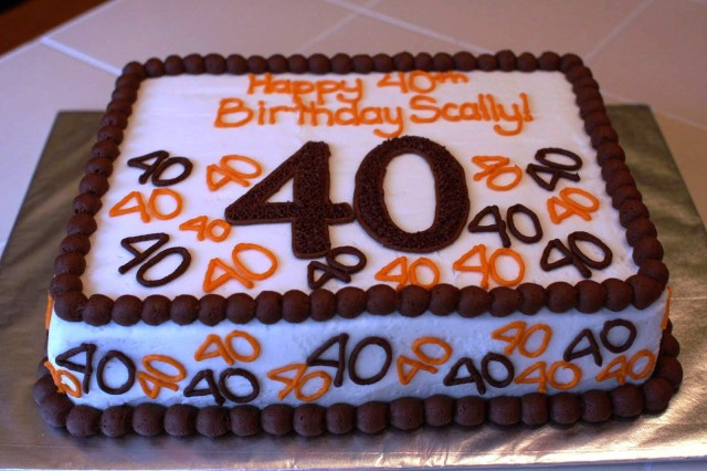 Mens Birthday Cake 40th Birthday Cake Ideas For Men Protoblogr Design 40th Birthday