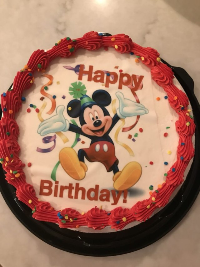 Mickey Mouse Clubhouse Birthday Cake A Mickey Mouse Clubhouse Themed Birthday Party