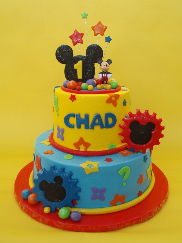 Mickey Mouse Clubhouse Birthday Cake Mickey Mouse Clubhouse Birthday Cake Another Mickey Mouse Flickr