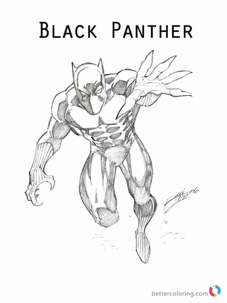 - Beautiful Black Panther Characters Coloring Pages AnyOneForAnyaTeam