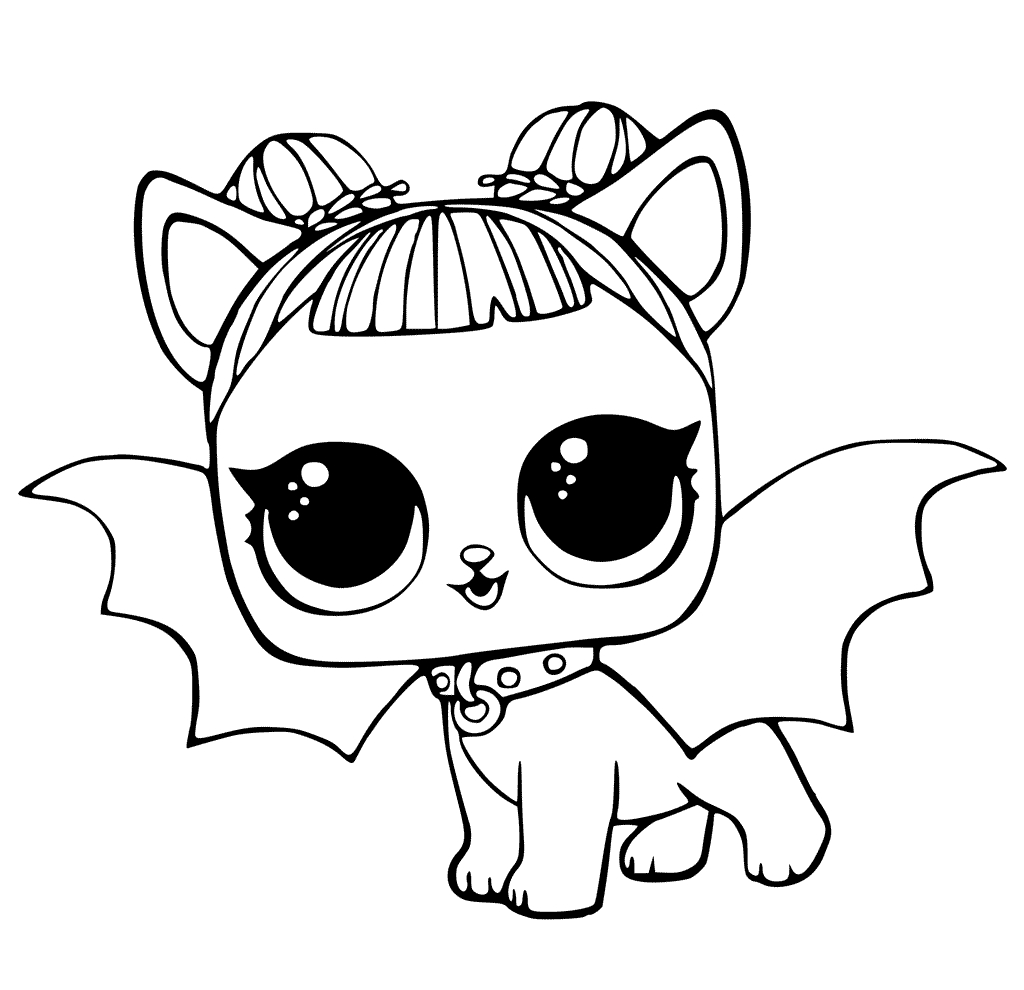 Pet Coloring Pages Lol Dolls Coloring Pages Best Coloring Pages For