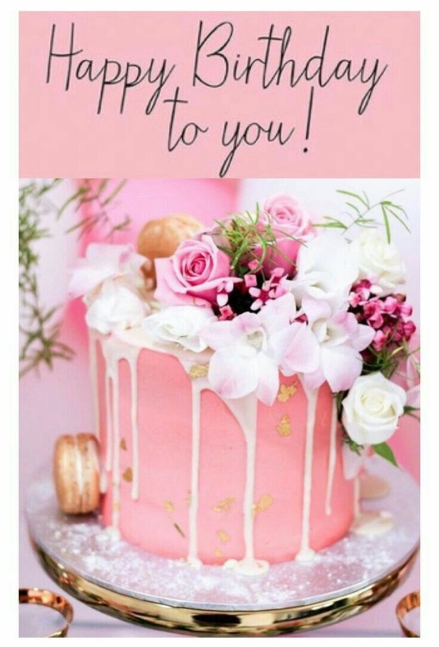 Pictures Of A Birthday Cake Happy Birthday Torten Pinterest Birthday Cake Und Party