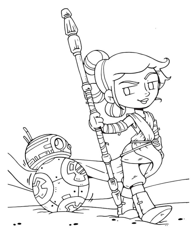 Star Wars Color Pages Free Printable Star Wars The Last Jedi Coloring Pages