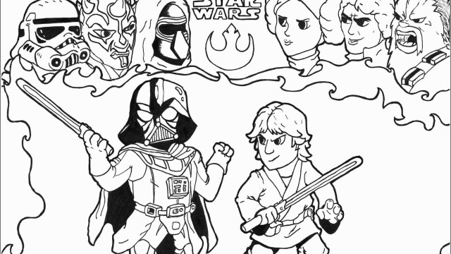 Starwars Coloring Pages Angry Birds Star Wars Coloring Pages Starwars For Adults Chewbacca